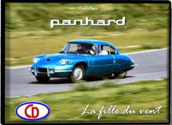 Een nieuw boek over de Panhard CD!