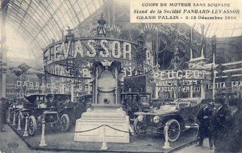 De Klassieke Panhards, de Sans Soupapes (1910 1940)