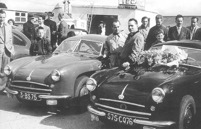 DB, een renstal voor Panhard (1939 – 1961)