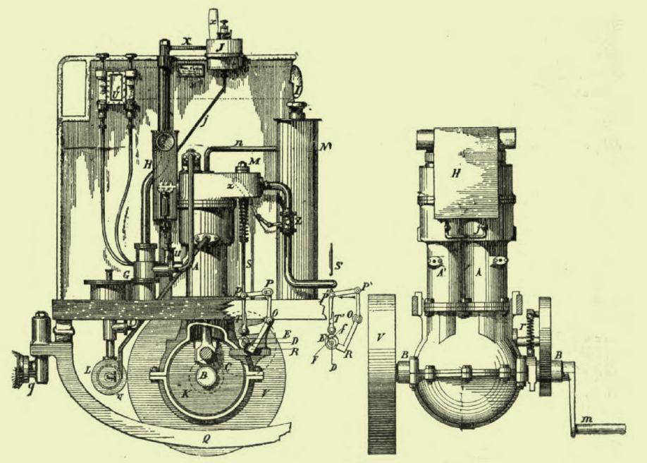 De Phénix motor