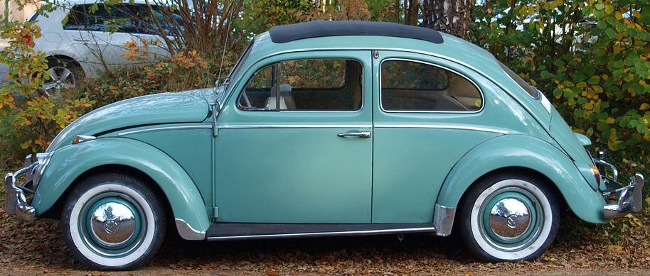 Een VW koppeling in een Panhard?